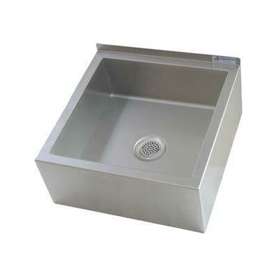 Corner Mop Sink : Mop Sink with Drain