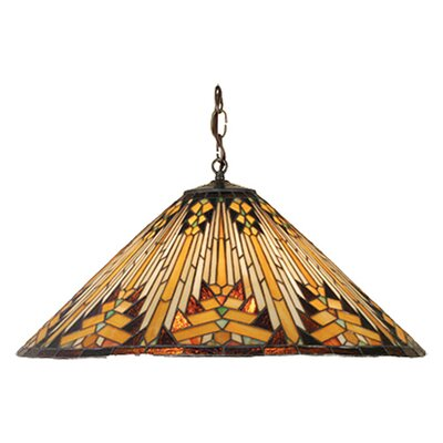Mission Southwest 3 Light Pendant