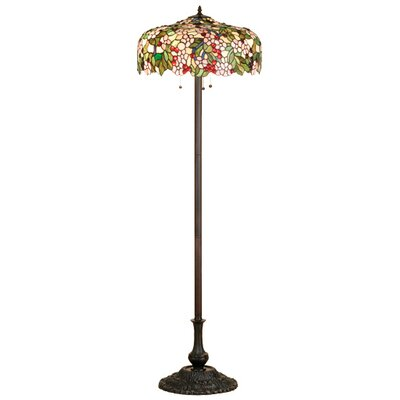 Meyda Tiffany Tiffany Cherry Blossom Floor Lamp