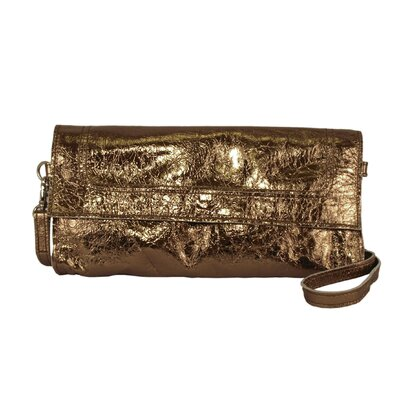 Latico Leathers Art Meryl Streak Clutch