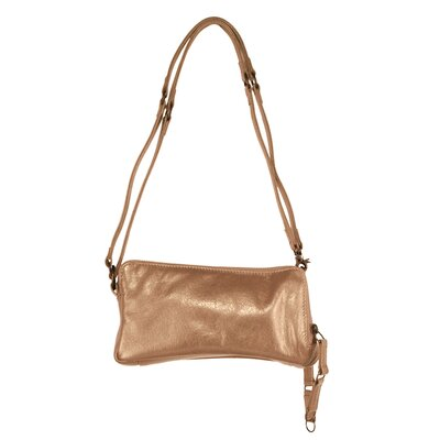 Latico Leathers Barclay Minnie Triple Compartment Cross Body