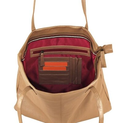 Latico Leathers Mimi in Memphis Talia Shopper / Tote