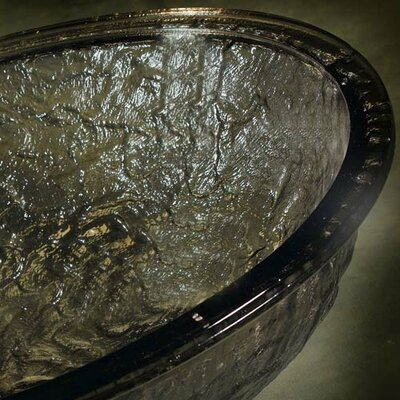 "JSG Oceana 16"" Glass Vessel Sink"