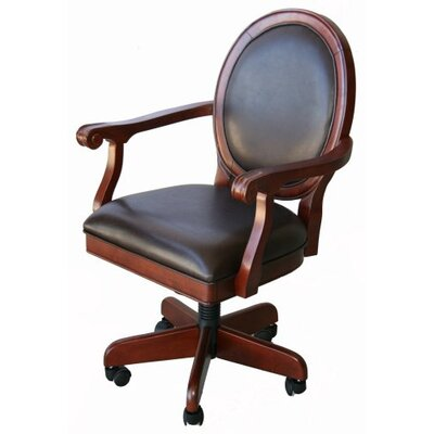 Playcraft Fairfield Dark Cherry Chairs