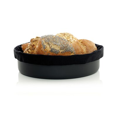 Erik Bagger Bread Basket with Bread Bag