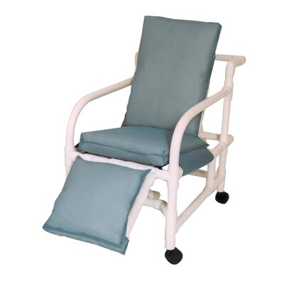 MJM International Standard Geriatric Chair with Leg Extensions