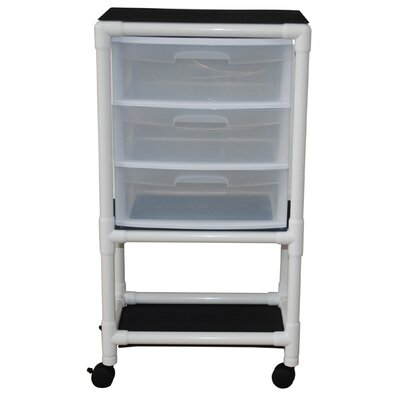 MJM International Universal Drawer Cart