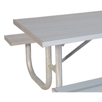 Ultra Play Extra Heavy Duty Aluminum Picnic Table