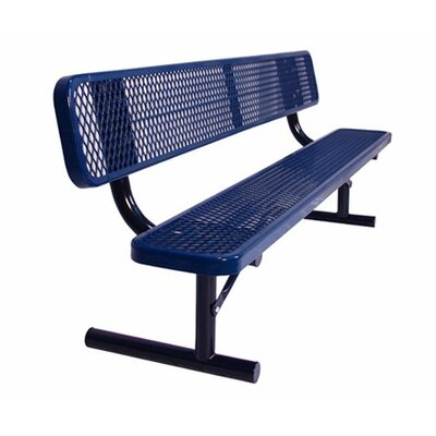 Ultra Play Diamond Pattern Bench