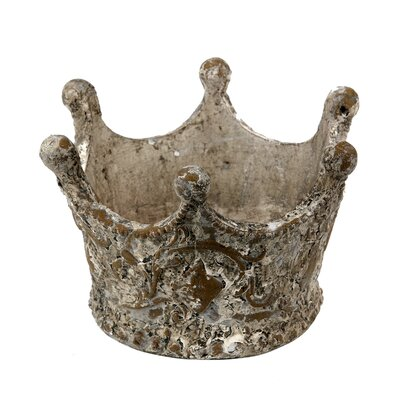 Large Ceramic Crown