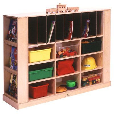 Steffy Wood Products Storage Island