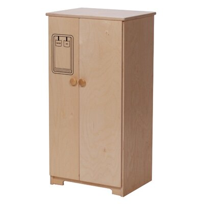 Steffy Wood Products Heirloom Refrigerator