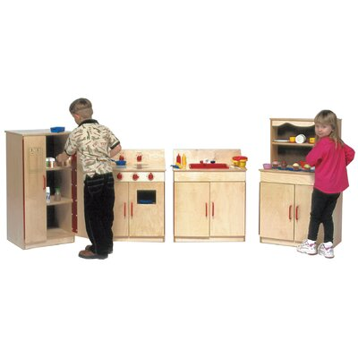 Steffy Wood Products Kitchen Set