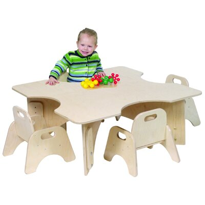 Steffy Wood Products Infant-Toddler Table