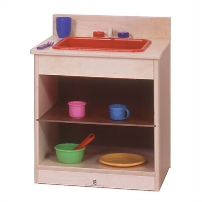 Steffy Wood Products Toddler Sink