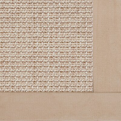 Paradise Retreat Jumbo Boucle Honeycomb Bordered Rug