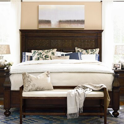 Paula Deen Home Down Home Aunt Peggy's Panel Bed