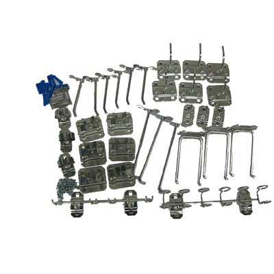 Triton Products Stainless Steel LocBoard Kit