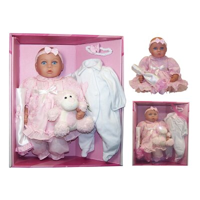 Molly P. Originals Baby Camille Doll Set and Accessories