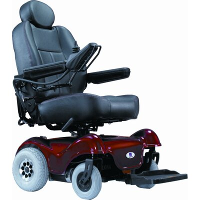 Heartway Rumba S Rear Wheel Drive Power Chair with Captain Seat