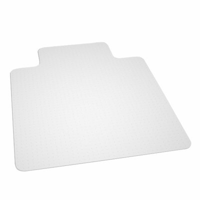 ES Robbins Corporation Anchormat High Pile Carpet Beveled Edge Chair Mat