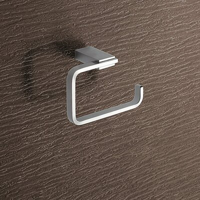 Gedy by Nameeks Kansas Toilet Paper Holder in Chrome