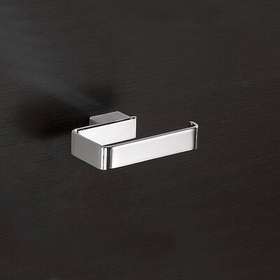 Gedy by Nameeks Lounge Toilet Paper Holder in Chrome