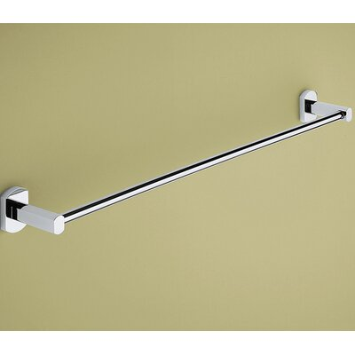 "Gedy by Nameeks Edera 23.62"" Towel Bar in Chrome"