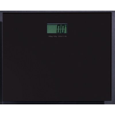 Rainbow Electronic Bathroom Scale