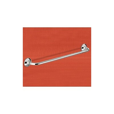 "Gedy by Nameeks Ascot 24"" Towel Bar in Chrome"