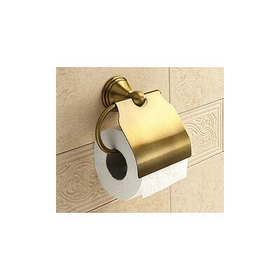 Gedy by Nameeks Romance Toilet Paper Holder with Cover