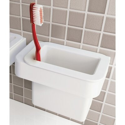 Gedy by Nameeks Nastro Toothbrush Holder