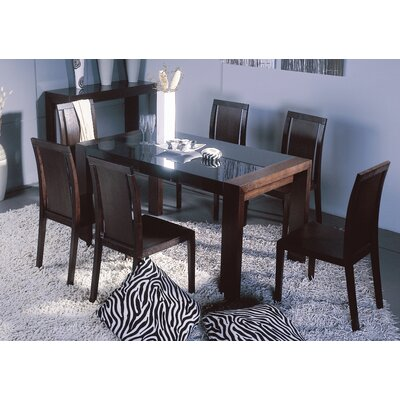 Hokku Designs Reflex 7 Piece Dining Set