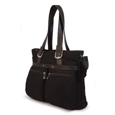 Eco-Friendly Casual Laptop Tote