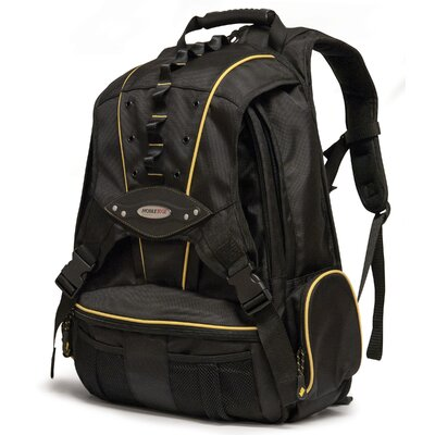 Premium Backpack in Yellow / Black