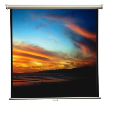 "Mustang 70"" x 70"" Manual Screen in Matte White"