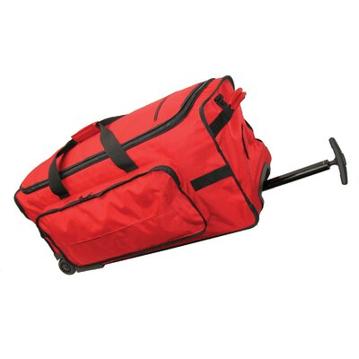 Netpack Transporter 2-Wheeled Travel Duffel