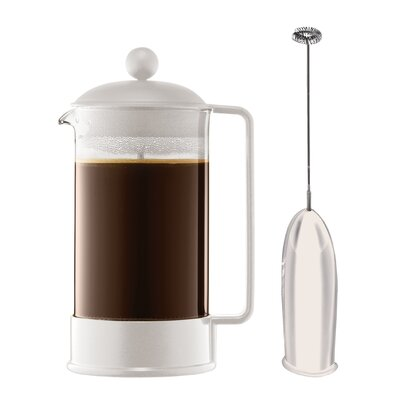 Brazil Classic 8 Cup French Press Coffee Maker