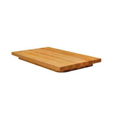 "Julien Hard Maple Wood Cutting Board for 16"" Sinks"