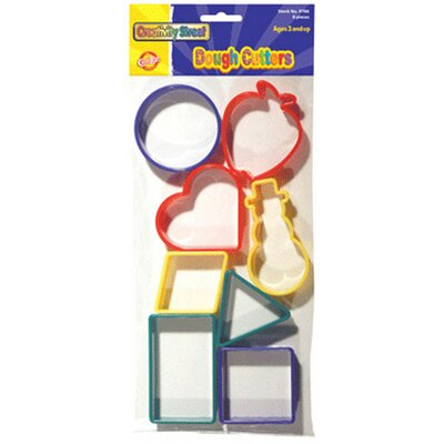 Chenille Kraft Company Dough Cutters - Shapes