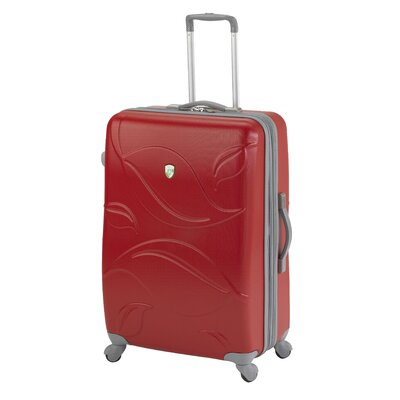 Heys USA Eco-Friendly Leaves 3 Piece Spinner Luggage Set