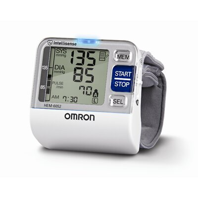 "Omron Healthcare Wrist BP Monitor ""7 Series"""