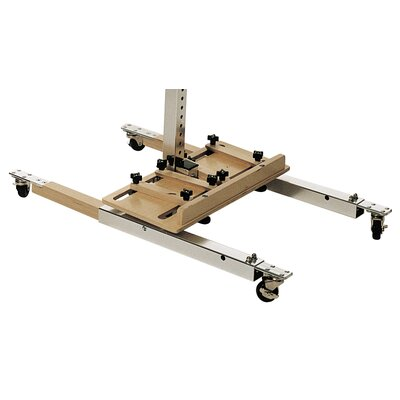 Kaye Products Casters for Vertical Stander