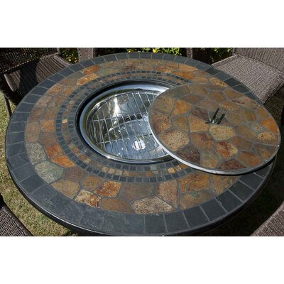 Europa Leisure Durango Fire Pit Table