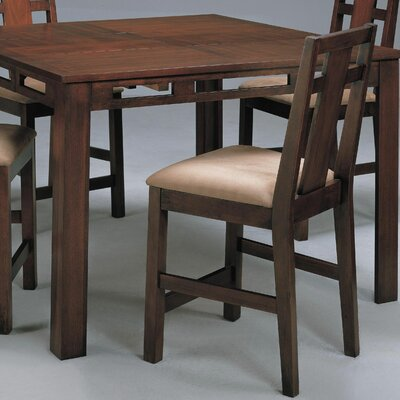 Dwelling Enchantment Barstool in Natural Walnut