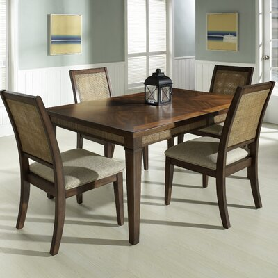 Somerton Dwelling Mesa 5 Piece Dining Set