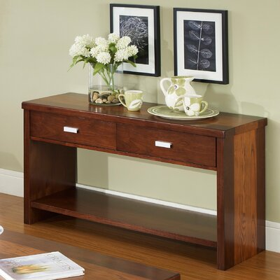 Somerton Infinity Console Table