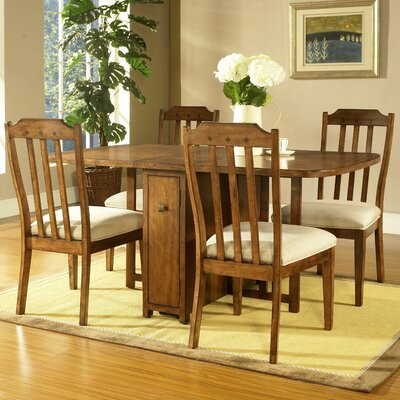 Somerton Craftsman 5 Piece Dining Set