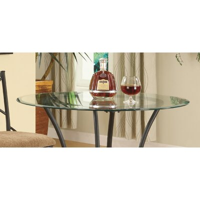Anthony California Pub Table in Graphite