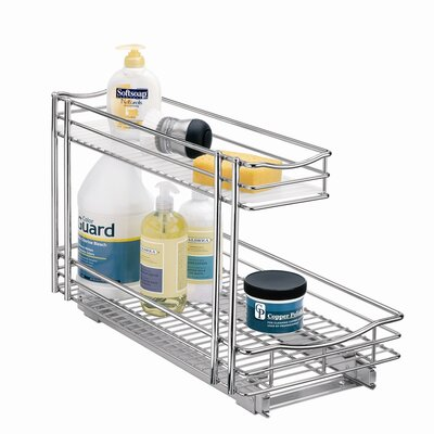 "Lynk Professional 11.5"" x 21"" Roll Out Under Sink Drawer"